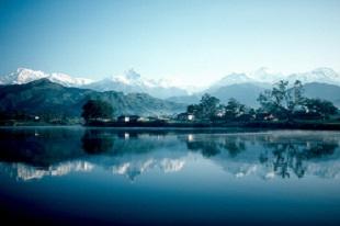 Pokhara au Népal - LE GRAND TOUR - voyage au Népal
