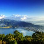 Lac Phewa Tal à Pokhara