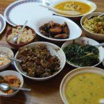Spécialités culinaires locales au Népal